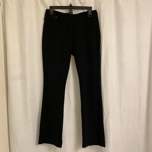 Form Fitted Dress Pants